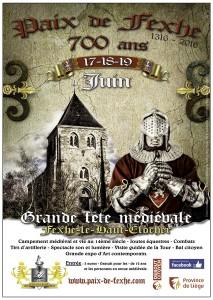 Affiche 700 ans