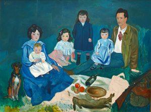 La famille Somer 1903