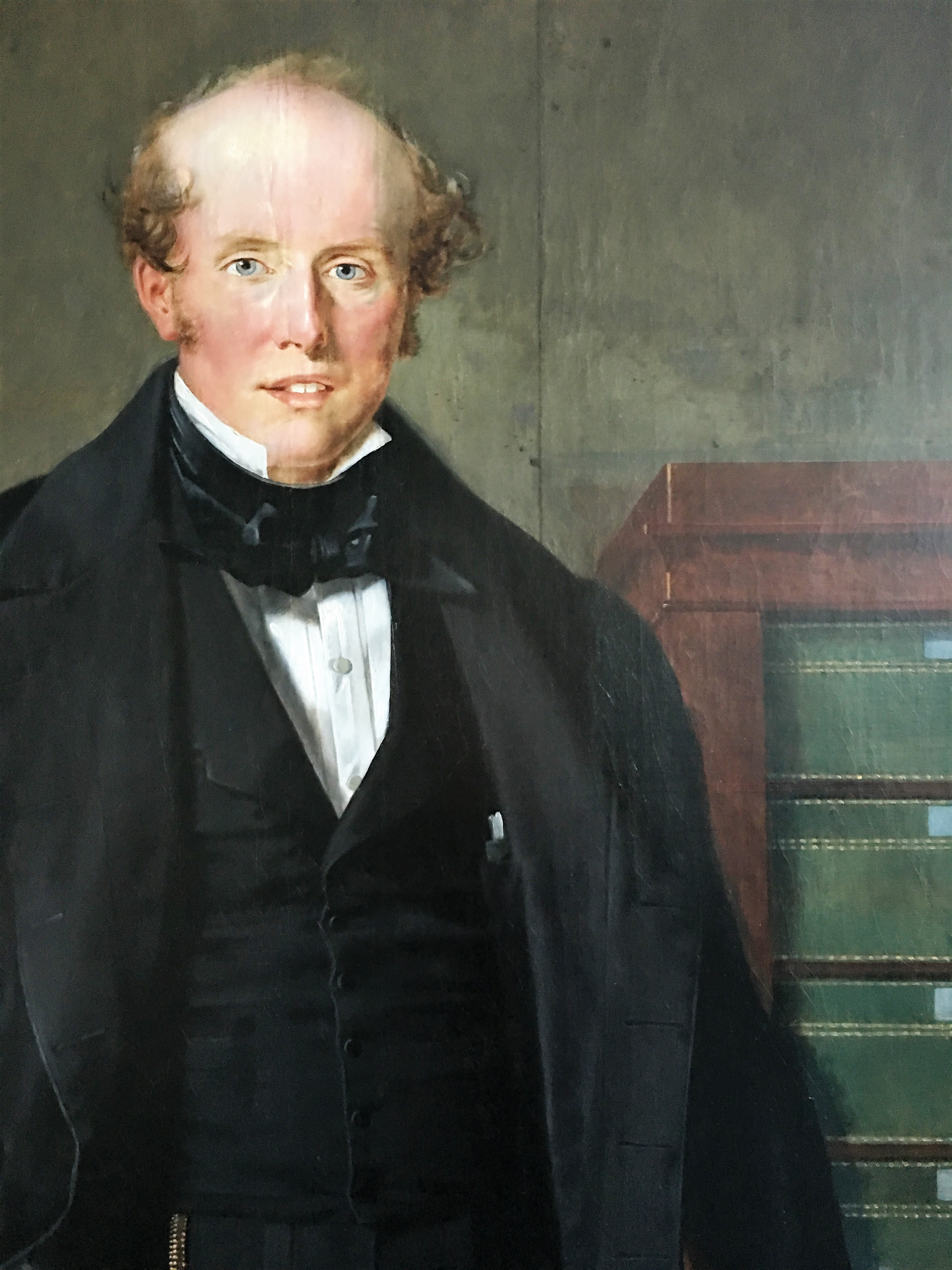 Pierre Devreux… Un peintre, deux musées…