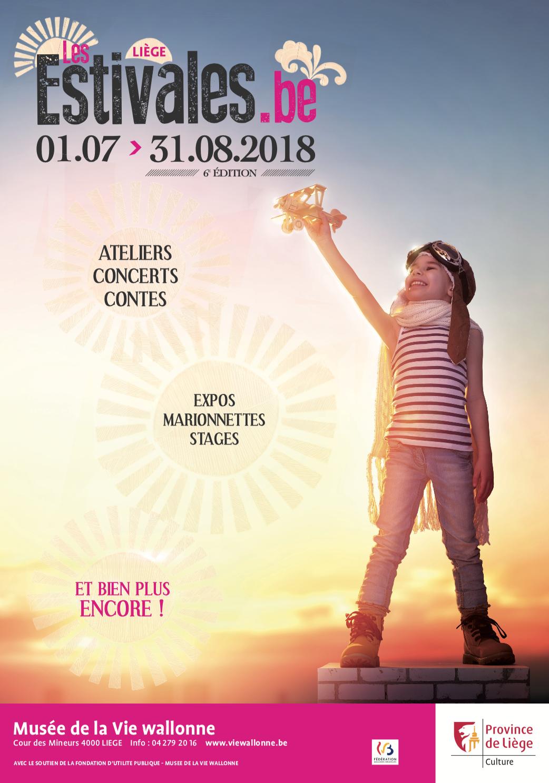Les 21 et 22 juillet 2018 à Liège, 64e Golden Dog Trophy