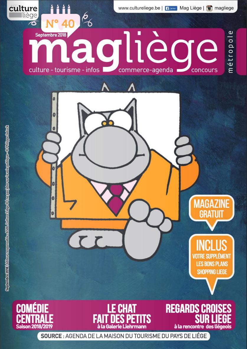 Mag Liege 40