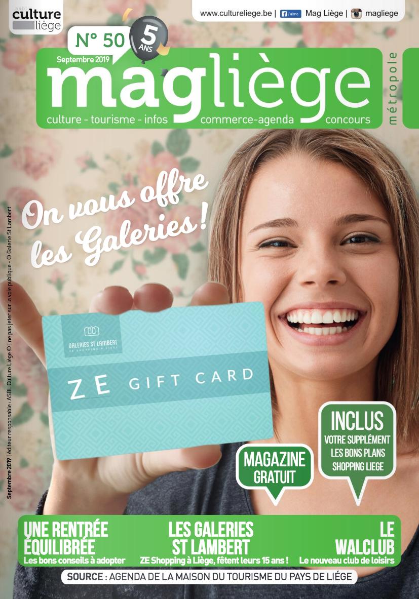 Mag Liege 50