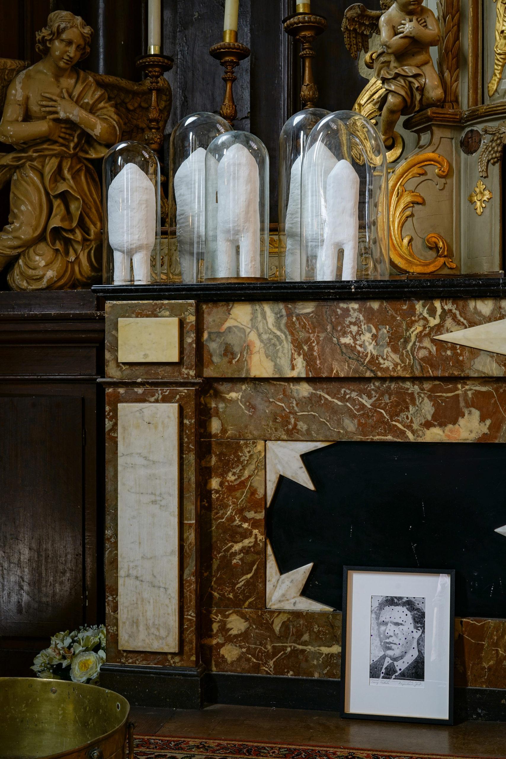Anne De Gelas à la Châtaigneraie (Centre wallon d'art contemporain)