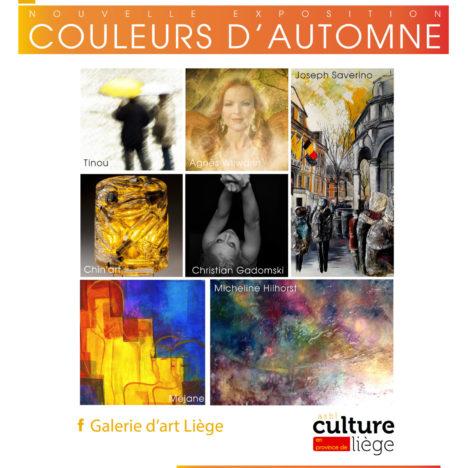 Soirée de vernissage de la nouvelle exposition «Voyages Imaginaires»
